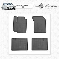 Автомобильные коврики Stingray Suzuki Swift 2005-