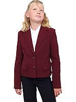 Пиджак школьный для девочки м-511 рост 116, фото 1