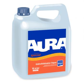 """Aura Gidrofobizator Aqua 5 л - гидрофобизатор - """"SMILE"""" колор-студия в Днепре"""