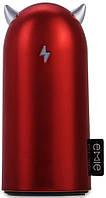 Портативная батарея EMIE Devil Volt S5200 Power Bank 5200 mAh Red