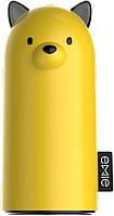 Портативная батарея EMIE Samo D100-FD Power Bank 5200 mAh +D101 Yellow