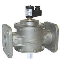 Клапан электромагнитный для газа MADAS 0.5 бар, фланец DN65, нормально-закрытый