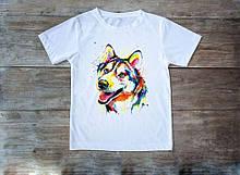 Качественные футболки с вашим рисунком