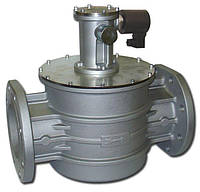 Клапан электромагнитный для газа MADAS 0.5 бар, фланец DN150, нормально-закрытый