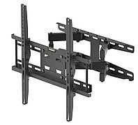 "AX MERCURI BLACK 26""-56"" - кронштейн для монитора, крепление для телевизора на стену."