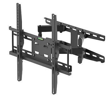 "Кронштейн AX MERCURI BLACK 26""-56"" - крепление для монитора или телевизора на стену."
