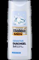 Мужской гель для душа Balea Sensitive 300 ml. - Германия