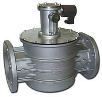 Клапан электромагнитный для газа MADAS 0.5 бар, фланец DN200, нормально-закрытый