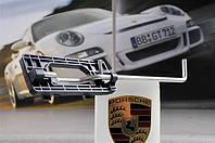 Кронштейн крепления передней левой фары Porsche Cayenne 958 2011-2015 Новый Оригинальный