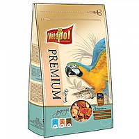 Vitapol (Витапол) Полнорационный корм премиум класса для крупных попугаев, 1кг.