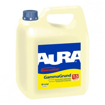 Aura GammaGrund 10 л - Зміцнююча грунтовка глибокого проникнення