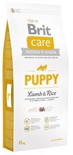 Сухой корм Брит Кеа Паппи (Brit Care Puppy) с рисом и ягненком для щенков и молодых собак всех пород 12 кг