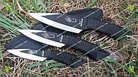 Нож метательный туристический Скорпион 3 в 1