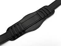 Кожаный ремешок - Командирский (Украина) черный