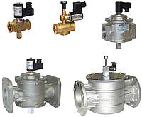 Клапан электромагнитный для газа MADAS