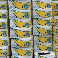 Ящик банановый б/у