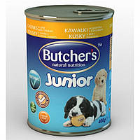 Butcher`s (Бутчерс) Basic Junior консерва из курицы 400 г.