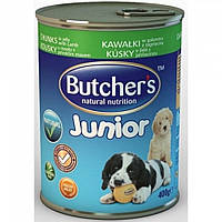 Butcher`s (Бутчерс) Basic Junior консерва из ягнятины 400 г.
