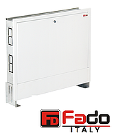 Шкаф коллекторный встроенный Fado 610х625х130 арт. CC12