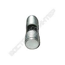 Шпилька М16 ГОСТ 9066-75 для фланцевых соединений | Размеры, вес, фото 3
