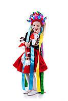 Детский костюм для девочки Украиночка