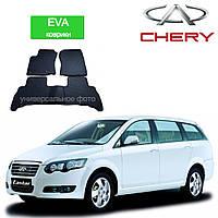 Автоковрики EVA для Chery Eastar