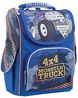 Ранец школьный ортопедический 1 Вересня Monster Truck 553296, фото 1