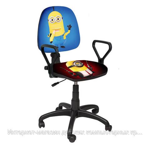 Детское кресло Престиж РМ Миньоны-9