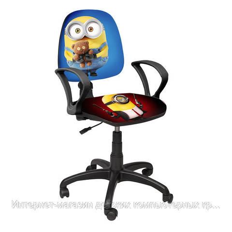 Детское кресло Престиж РМ Миньоны-10