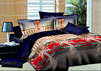 Комплект постельного белья детский 150*220 хлопок (7397) TM KRISPOL Украина