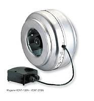 Круглый канальный вентилятор VENT-100N
