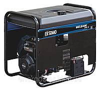Однофазный бензиновый сварочный генератор SDMO Weldarc 200 E XL C (4 кВт)