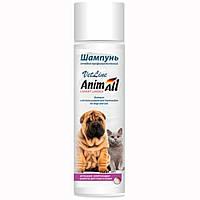 AnimАll (Энимал) VetLine шампунь с хлоргексидином и кетоназолом для собак и кошек, 250мл.