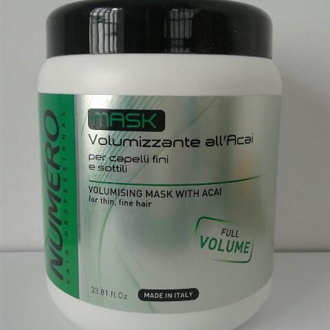 Крем - Маска для волос Brelil Numero (Брелил объем для тонкого волосся ) 1000 мл.