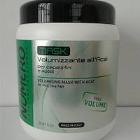 Крем - Маска для волос Brelil Numero (Брелил Для обема) 1000 мл.