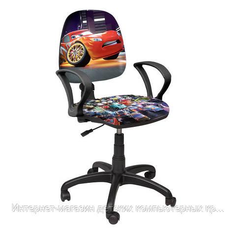 Детское кресло Престиж РМ Тачки-3
