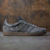 Кроссовки Adidas Gazelle Grey-Gum 41-45 рр