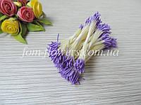 Тайские тычинки фиолетовые, удлиненные, фото 1