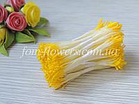Тайские тычинки желтые, удлиненные