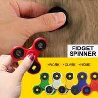 Антистресс / Вертушка / Спиннер / Finger spinner fidget toy