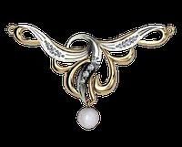 Золотое колье Флоренция