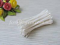Тайские тычинки удлиненные белые