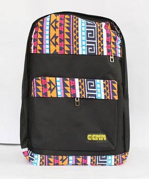 Молодіжний рюкзак з оригінальним принтом, фото 3