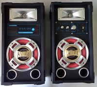 Акустическая система USBFM-601