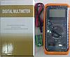Цифрофой тестер мультиметр VC61