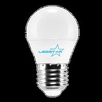 LED лампа LEDSTAR шар G45 3W E27 4000К 255Lm