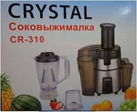 Электрическая Соковыжималка Crystal CR 310