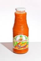"Сок морковный 1л"" С Бабушкиной грядки"""