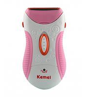 Эпилятор женский Kemei KM 1187, универсальный эпилятор для удаления волос