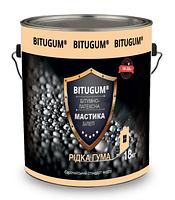 """Мастика битумно-латексная """"жидкая резина"""" БиЛЭП BITUGUM®   18 кг"""